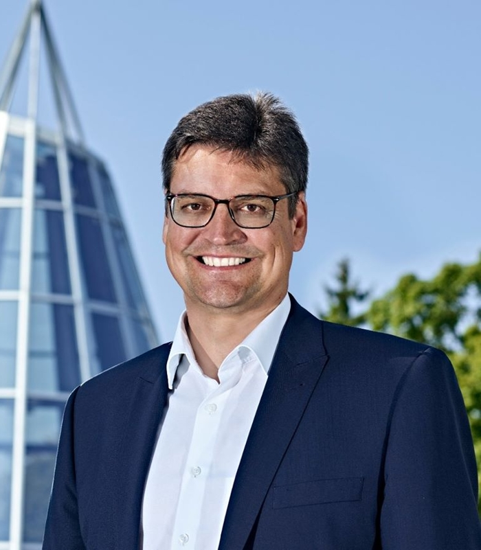 CSU Landratskandidat Max Heimerl