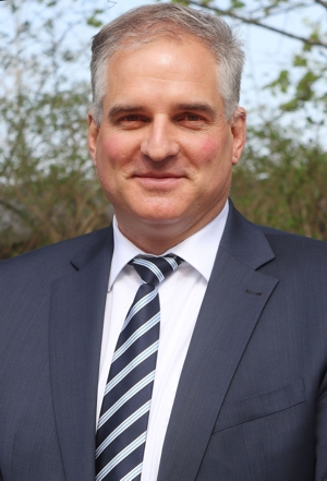 Vorstandsvorsitzender Thomas Ewald