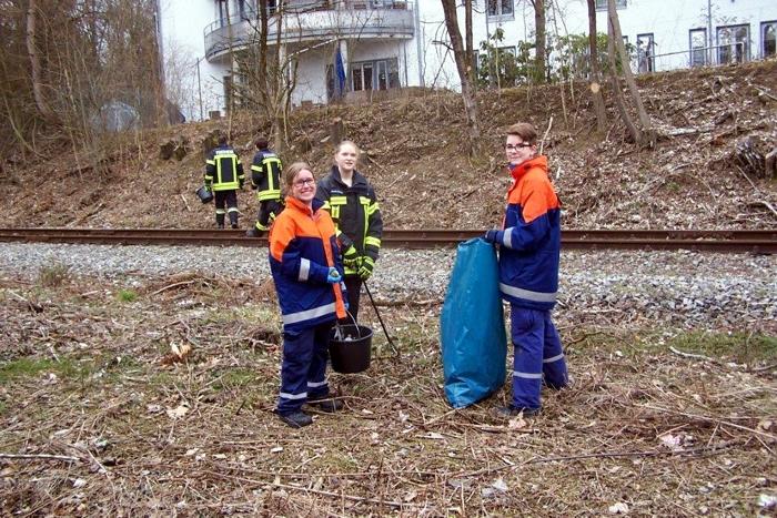 """""""Rama Dama"""": Waldkraiburg wird sauber gemacht"""
