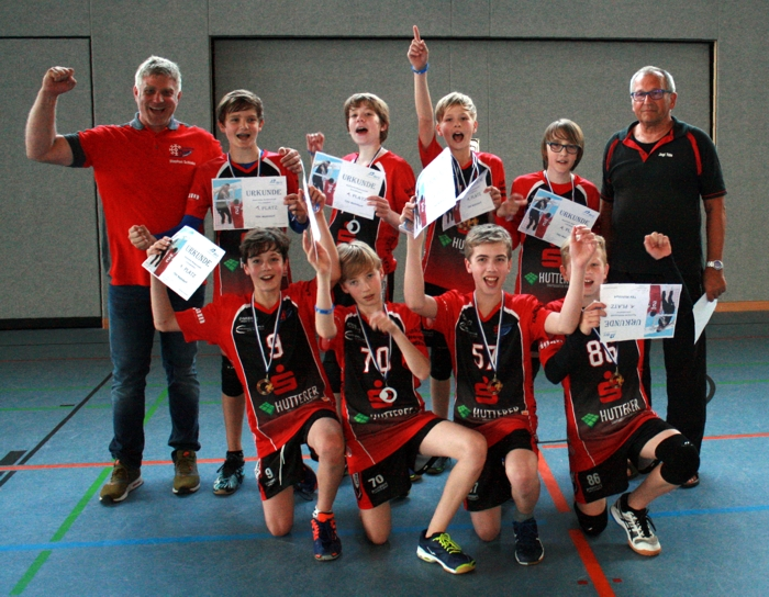 TSV 1860 Mühldorf - U14 Bayerischer Meister