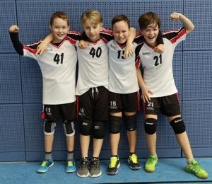 TSV1860 Mühldorf Volleyball: Überraschender Stockerlplatz für U 12