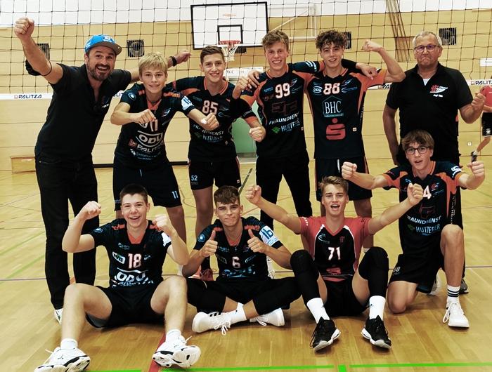 TSVMühldorf Volleyball: Herren 2 überzeugen am ersten Spieltag