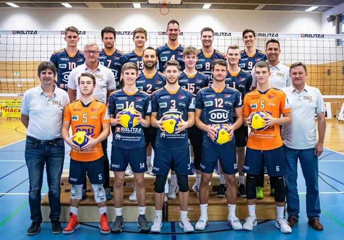 TSV Mühldorf Volleyballer beenden die erste Saison in der 2. Bundesliga auf Platz 8