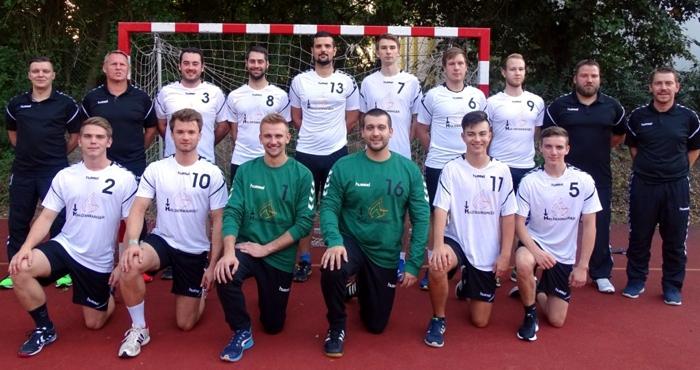 Herren-Handballmannschft des VfL Waldkraiburg